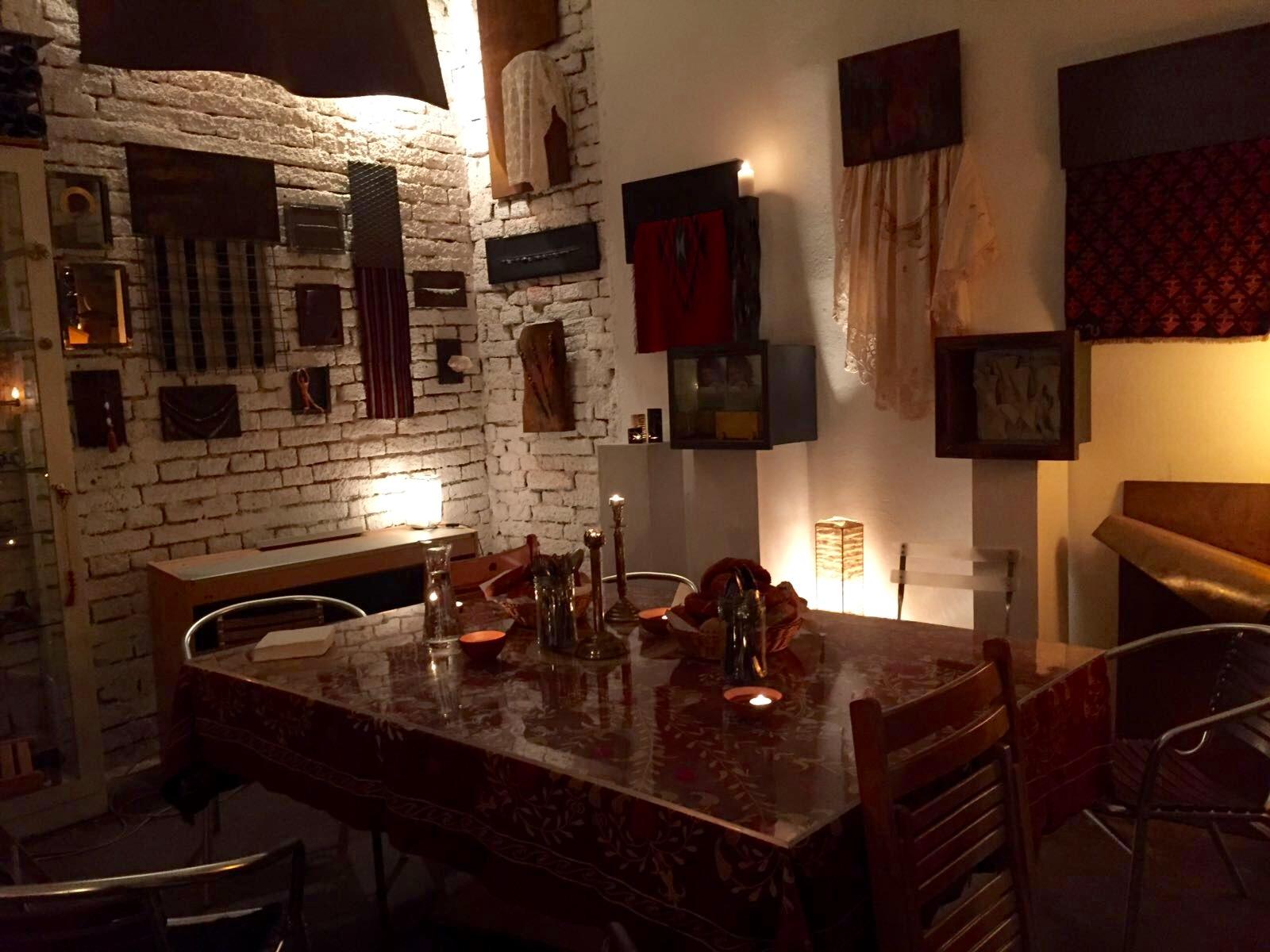 Atelier Sachlink - Sculptor Giorgi Okropiridse